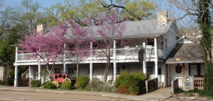 Stagecoach Inn Salado, TX courtesy of staystagecoach.com
